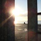 Sunrise br the Dock by anasophia