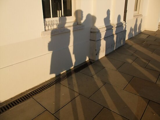 Causing Shadows by MichelleRees