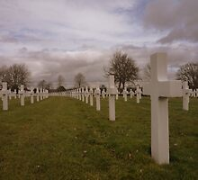 The American Cemetery, Madingley by ArtisanArts