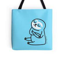 Blue Sloth Tote Bag