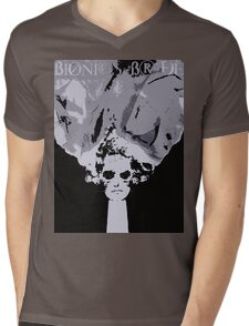 Bionics bride Mens V-Neck T-Shirt