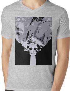 Bionics bride Mens V-Neck T-Shirt