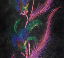 Spectral Blossom by Rebecca Tripp