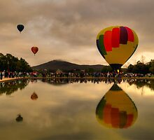 UP 2 ! - Balloonfest,Canberra Australia - The HDR Experience by Philip Johnson