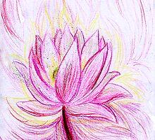 Flower of Light by Rebecca Tripp