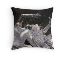 Ice Sculpture, Harbin, China Throw Pillow