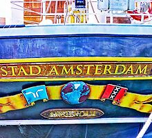 Stad Amsterdam by © Helen Chierego