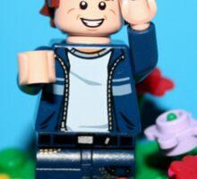 Lego Yes Man  Sticker