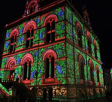 Adelaide Northern Lights Display by JaninesWorld