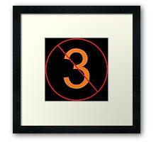 Half Life 3? Framed Print