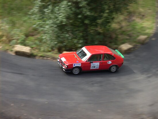 Alfasud in Hillclimb by Derwent-01