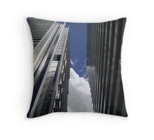 High Glass - Brisbane CBD Australia Throw Pillow