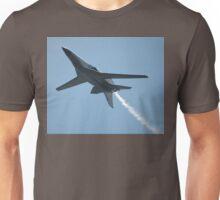 F111 Inverted @ Williamtown Airshow 2010 Unisex T-Shirt