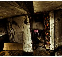 Death to abandoned #6 by KasperFladmose