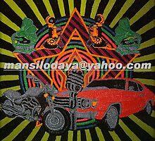 RETRO THEME-70'S by MANSILODAYA