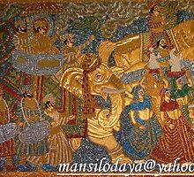 BAARAAT- IN INDIA by MANSILODAYA