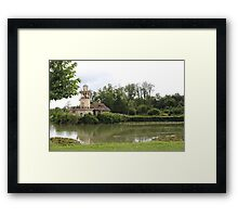 Marie-Antoinette's estate Framed Print