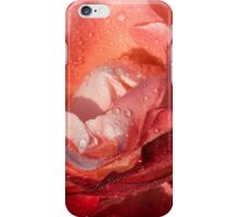 Chiaroscuro Rose – A Gift From My Mother's Garden iPhone Case/Skin