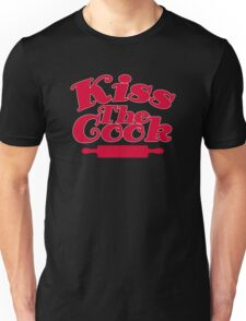 Kiss the cook Unisex T-Shirt