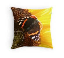 Happy New Home Throw Pillow