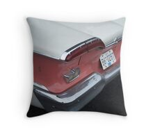 Edsel Backend Throw Pillow