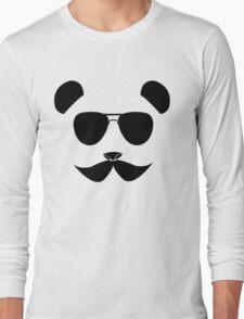 Panda in disguise 2 Long Sleeve T-Shirt