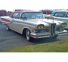 Edsel front end Photographic Print