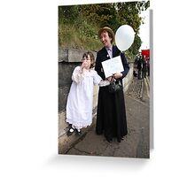 Votes for Women II Greeting Card