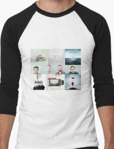 The Classic Crime Men's Baseball ¾ T-Shirt
