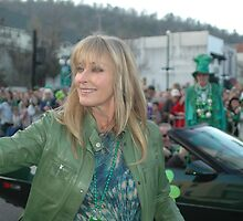 Bo Derek at the St Pat's Parade 2010 by PhOtOgaljan