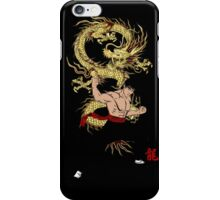 the dragon iPhone Case/Skin
