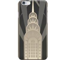 Art Deco Chrysler Building iPhone Case/Skin