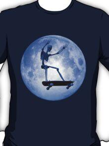 Skateboarding skeleton T-Shirt
