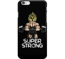 SUPER STRONG iPhone Case/Skin