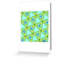 (QANI )  ERIC WHITEMAN ART  Greeting Card
