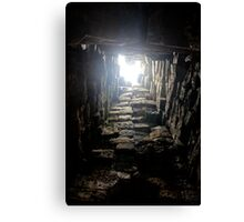 Light from Above - Angkor, Cambodia. Canvas Print