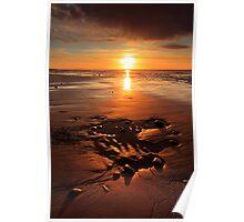 Seaside Dawn Poster
