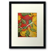 The Vine Framed Print