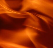 Silky fire by Lena Weiss