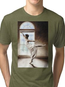Light Elegance Tri-blend T-Shirt