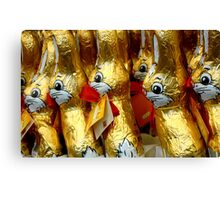 Easter Bunny - Collaboration^ Canvas Print
