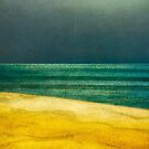 Sand Sea and Sky by Clare Colins