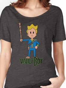 VaultBoy Women's Relaxed Fit T-Shirt