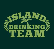 ISLAND holiday DRINKING TEAM by jazzydevil