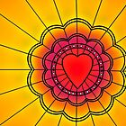 Radiant Heart by Richard G   Witham