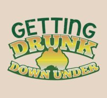 GETTING DRUNK down under! by jazzydevil