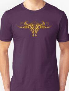 Tribal Bull Unisex T-Shirt