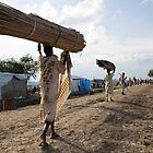 Refugee Camp, South Sudan by docophoto