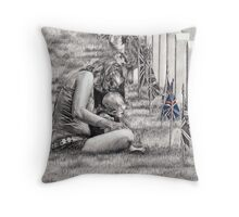 This is your Son Throw Pillow