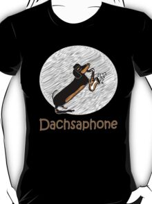 Dachsaphone T-Shirt